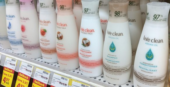 Live Clean: Are they Greenwashing?