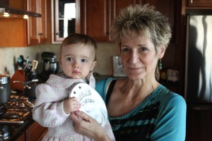 Sweet Baby with her Sweet Grandma