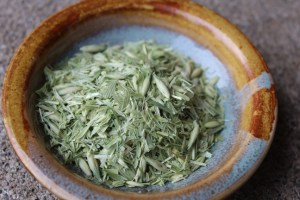 Herbal infusion-Oatstraw