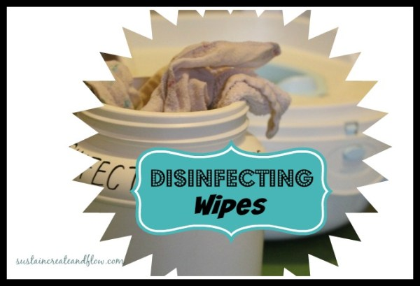 Disinfecting-wipes