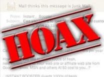 Facebook privacy hoax alert!