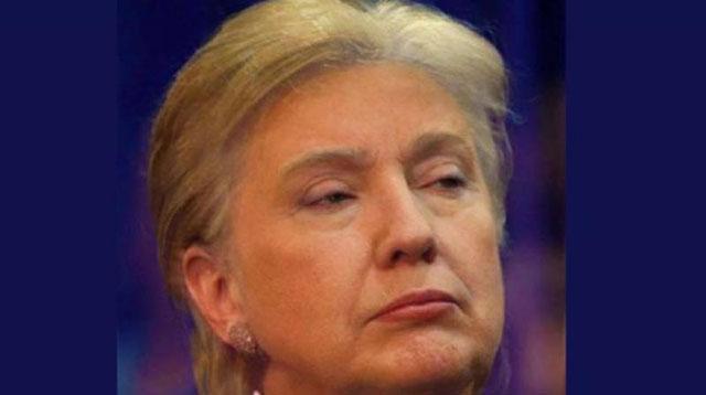 Klinton kao Tramp kao Klinton