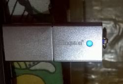 Review Flashdisk USB 3.0 32 GB Kingston DataTraveler Ultimate 3.0 G3 , Casing Besi