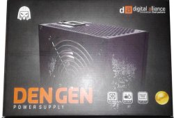 Info & Unboxing Digital Alliance Gaming 350W PSU Murah Untuk iCafe dan Warnet