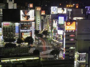 085 - Shibuya Crossing
