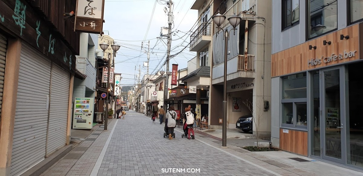 รีวิวเมือง Takayama และโรงแรม Wat Hotel & Spa Hida