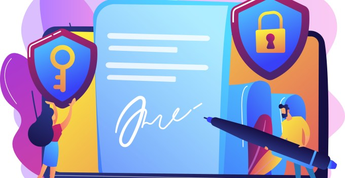 E-signature software