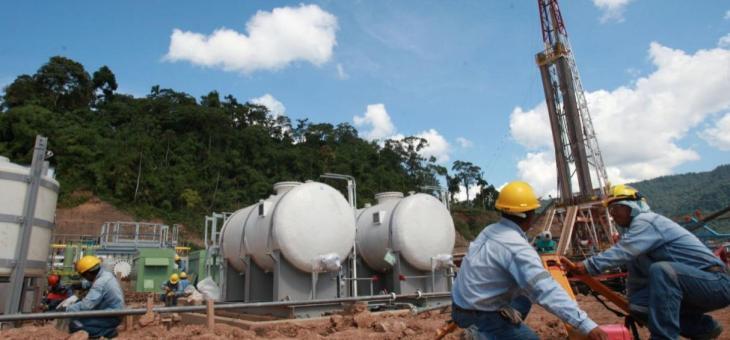 Repsol inicia producción de gas natural en campo Sagari