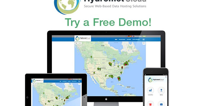 Hydromet Cloud Demo