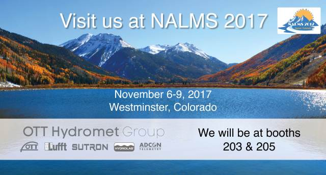 OTT Hydromet at NALMS 2017
