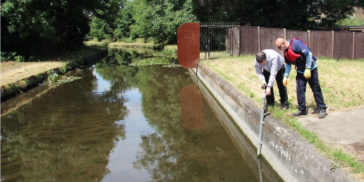 OTT Hydromet Helps Improve the Management of the Longford River in the UK