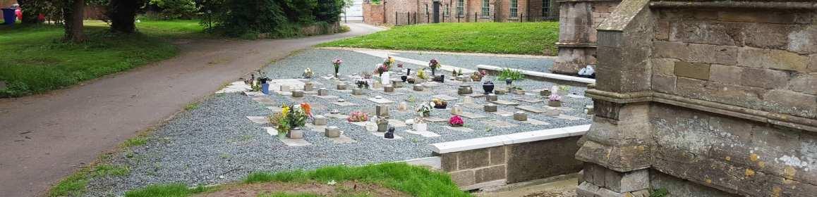 sutterton church garden remembrance