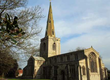Sutterton Church