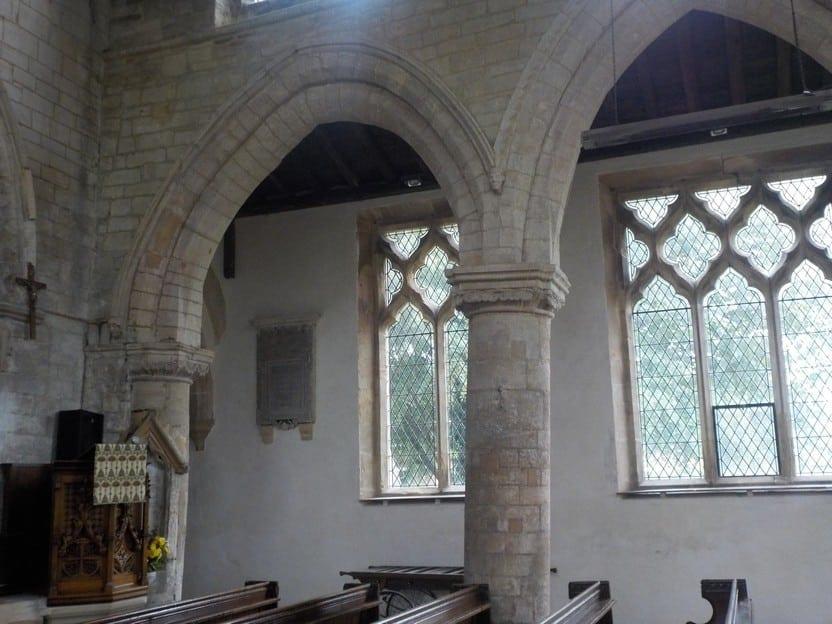 sutterton-church-pier