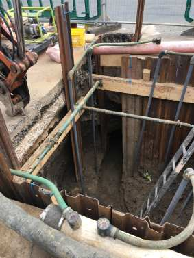 Deep-conection-to-sewer