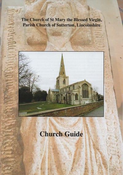 church booklet front cover