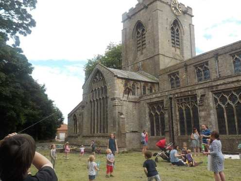 St Mary's Church Jelly Chuch 2017