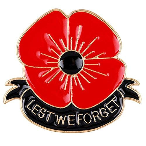 poppy day lest we forget