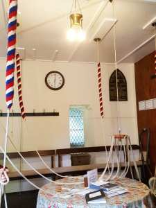 Pulley Ropes - Bells of Sutterton