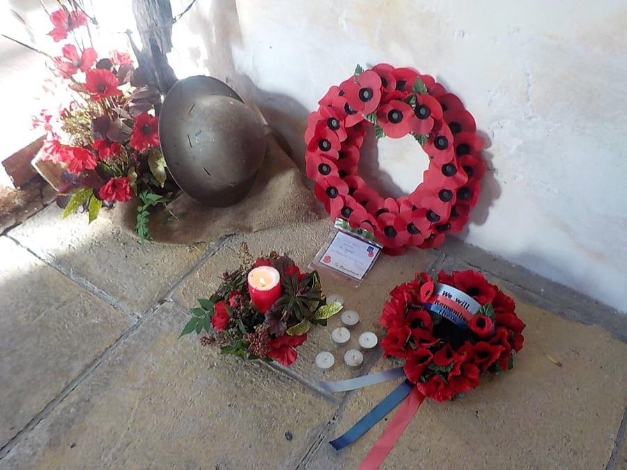 Remembrance Sunday Sutterton St Marys Church