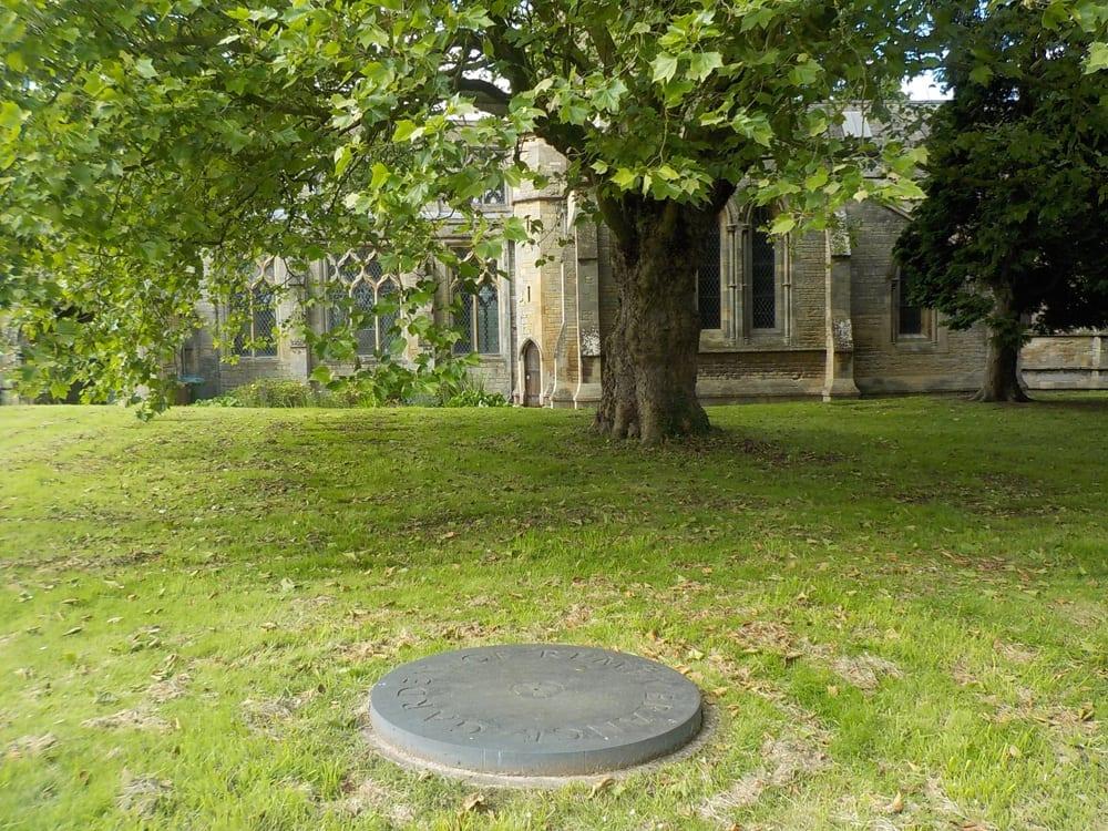 sutterton church garden of rememberance