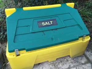 Salt Bin