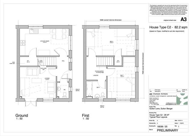 Stonewater HTC2 Floor Plans