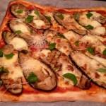 Pizza melanzane (tip!)