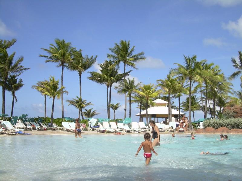 Best Vacation in Pasardise Bahamas