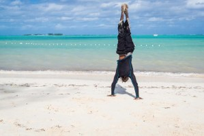 Getting Fit on Cable Beach