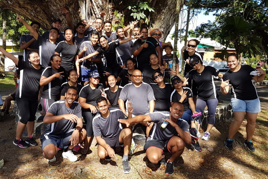 Ernst and Young to support the EY Suva 10K