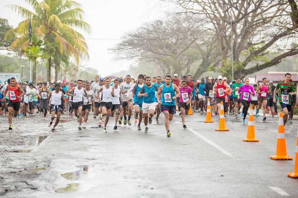 2015_IslandChill Suva Half Marathon Start