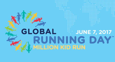 Join us Thursday for Global Running Day