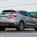 Comparison Maserati Levante S Gransport 2019 Vs Rolls Royce Cullinan Black Badge 2020 Suv Drive
