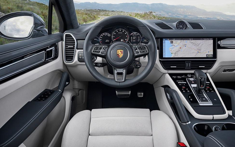 Comparison Porsche Cayenne Coupe 2020 Vs Mercedes