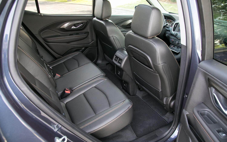 Comparison Chevrolet Equinox LT 2019 Vs GMC Terrain