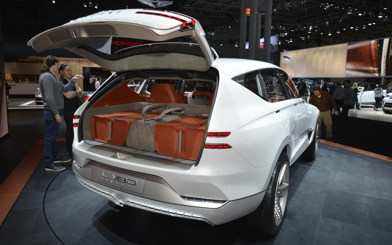 Comparison Genesis GV80 2018 Vs Alfa Romeo Stelvio
