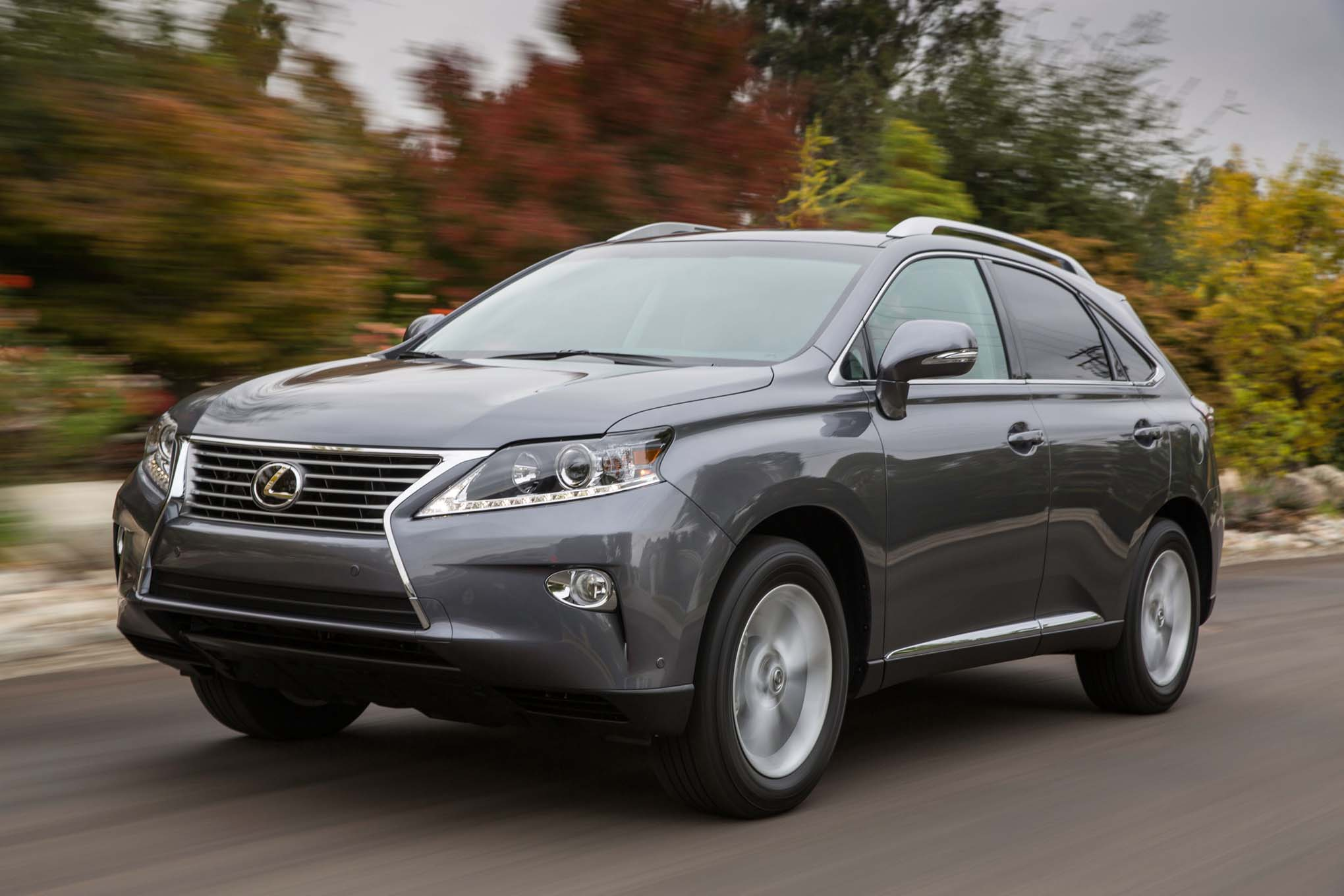parison Toyota Harrier 2015 vs Lexus RX 350 Crafted Line