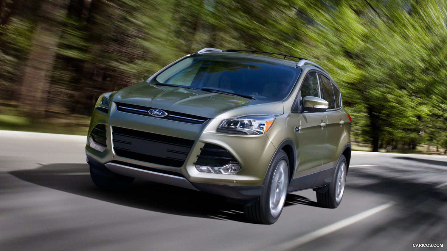 Ford Escape Seating