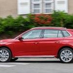 Comparison Skoda Kamiq 2020 Vs Volkswagen T Roc R 2019 Suv Drive