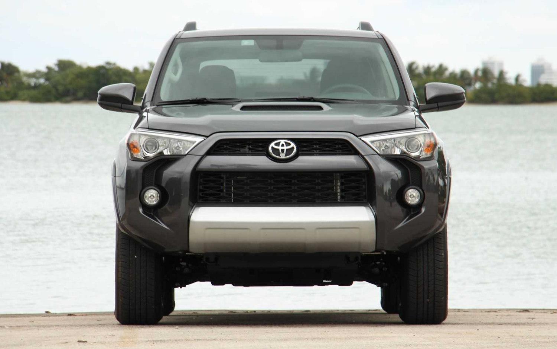 Toyota 4runner Trd Pro Interior
