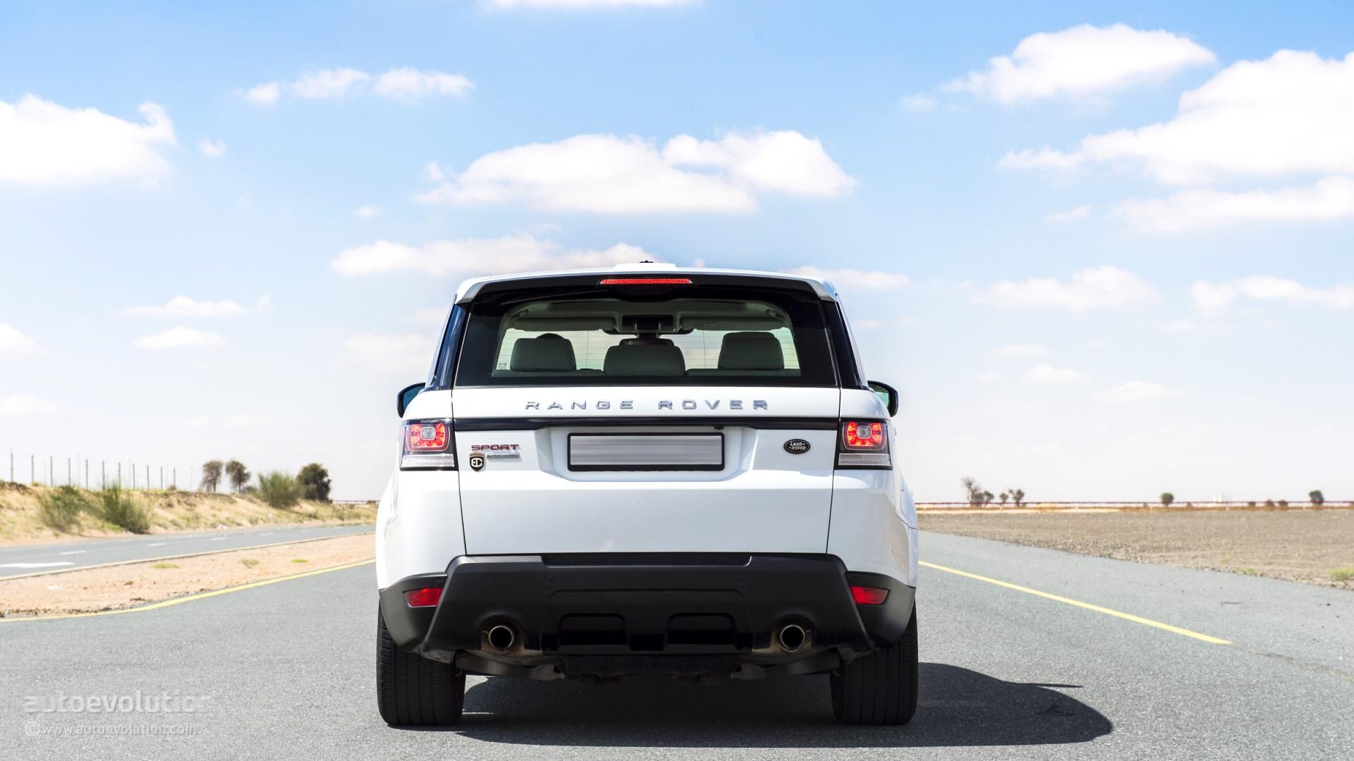 parison Land Rover Range Rover Sport SUV 2015 vs Mercedes