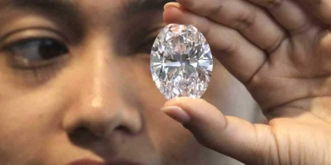 हीरा और काँच