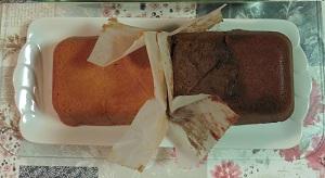 Smaken verschillen 2 soorten cake bakpapier verwijderen