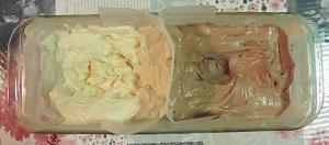 Smaken verschillen 2 soorten cakebeslag in de vorm