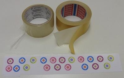 Stickers maken benodigdheden