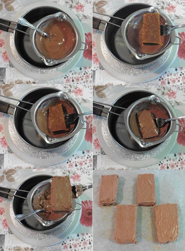 Energiereep melk chocolade
