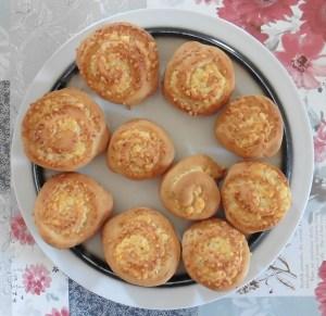 Kaas broodjes