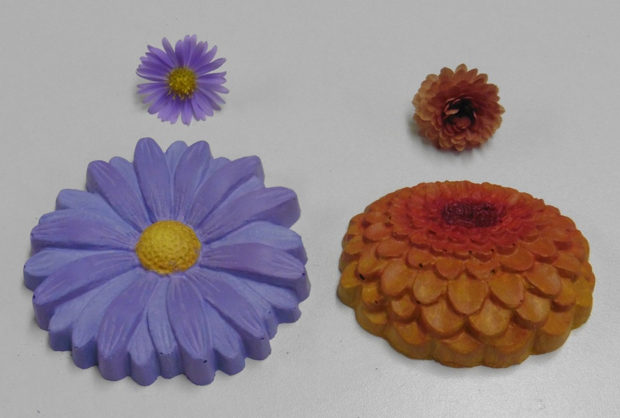 gips bloemen-bolchrysant-en-aster