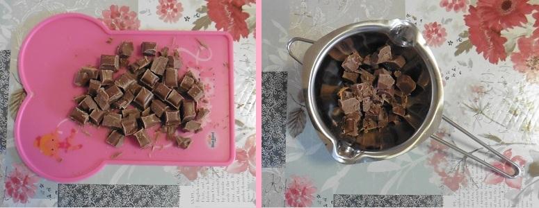 chocolade-kerstbal-chocolade-hakken